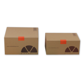 配送時使用の箱